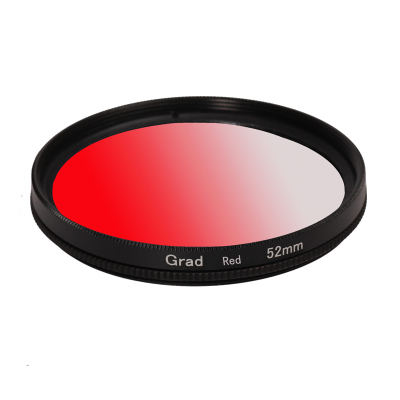 37mm-82mm runde form <span class=keywords><strong>kamera</strong></span> schrittweise farbe filter farbe graduated objektiv filter für DSLR <span class=keywords><strong>kamera</strong></span>