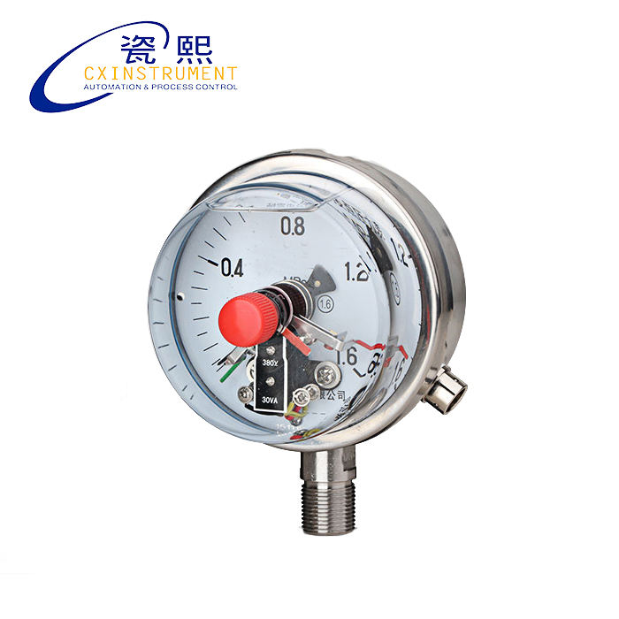 Electric Contact Pressure Gauge, electric pressure gauge, electronic water pressure gauge