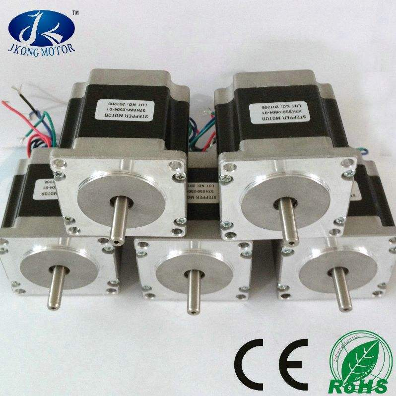 57mm 1.89nm bipolare stepper motor <span class=keywords><strong>nema</strong></span> 23 <span class=keywords><strong>3A</strong></span> o 2.8A 4 fili