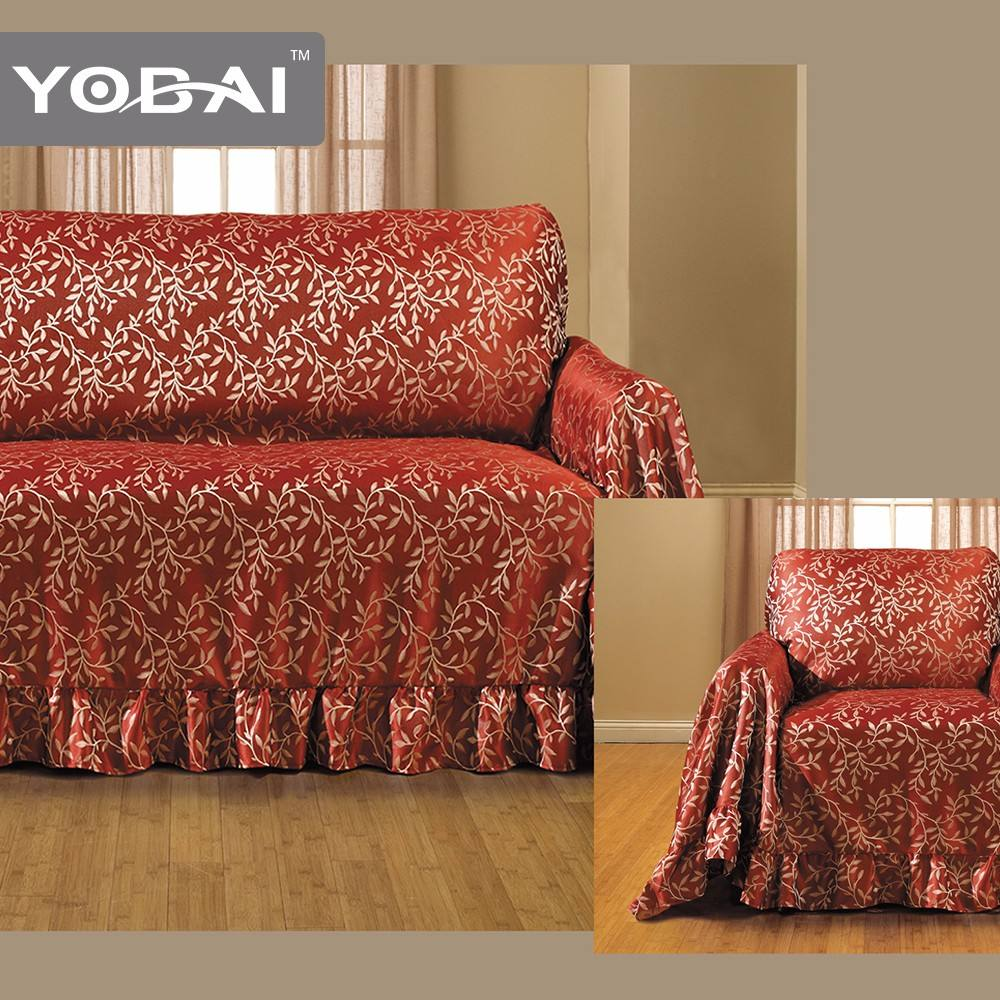 Plain Full Sofa Cover