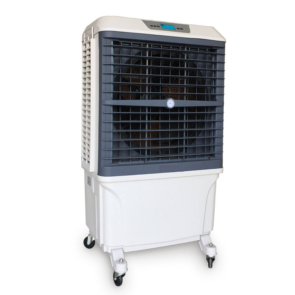 Airflow 8000 Portable Axial evaporative air cooler Home Office Swamp Cooler with remote JH801