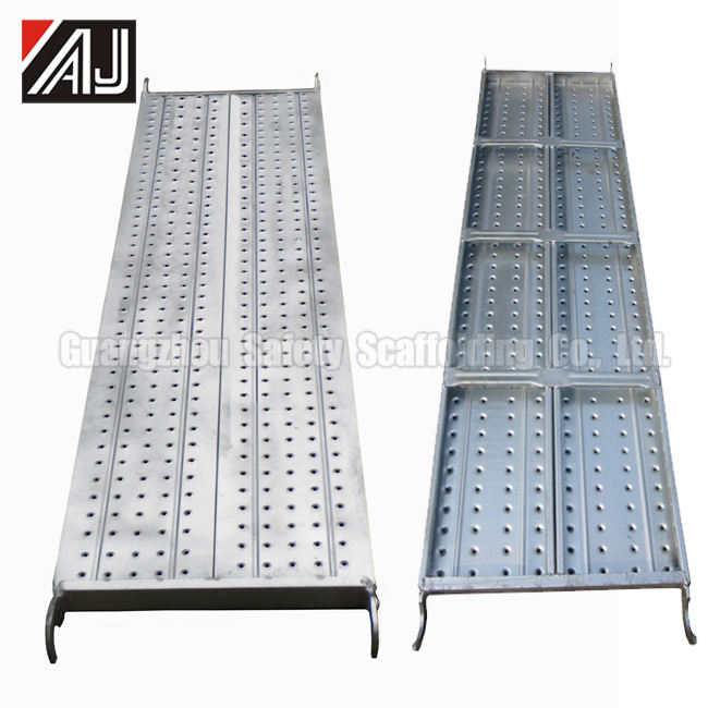 China Factory Construction Steel Scaffolding Walking Platform