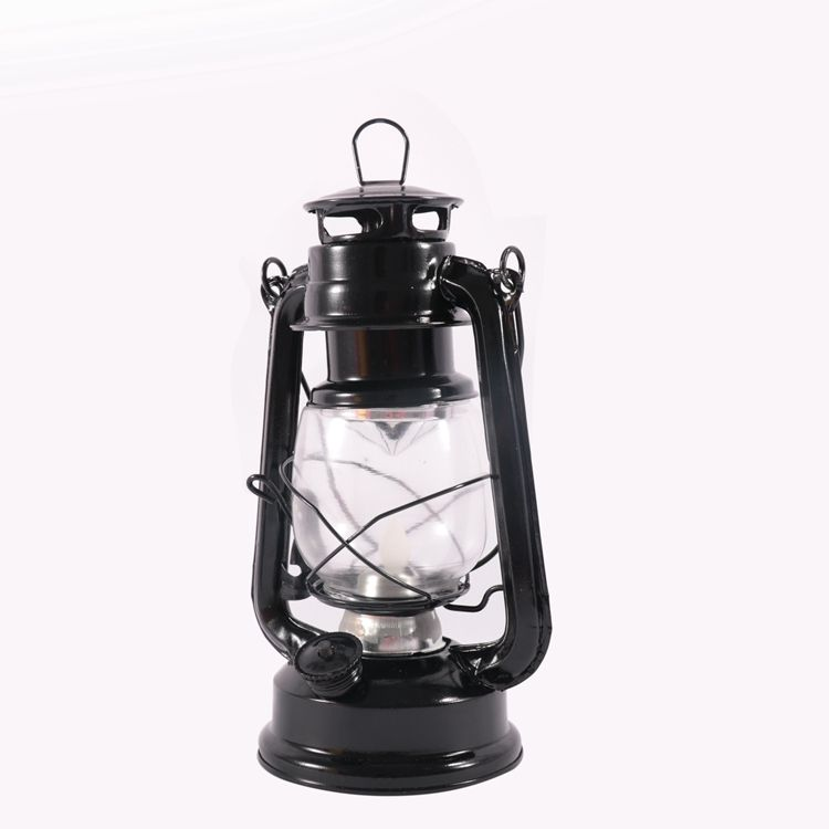 Popular metal Led Camping Lights Portable Dimmable Outdoor Led white kerosene Oil Lamp Camping Lantern for party festival