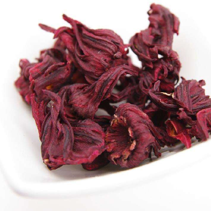 Premium quality rosemallow, Jamaica Sorrel flowers tea