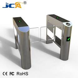 Smart card access system speed gate in access control system