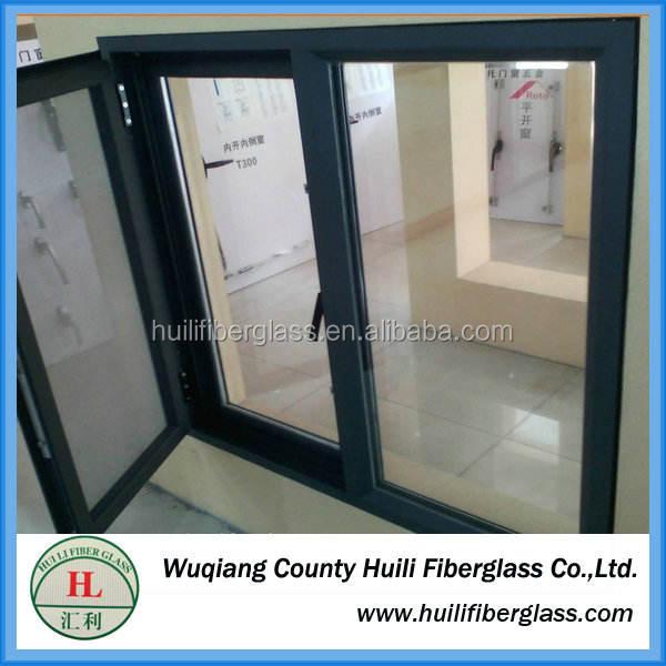 Fibra de vidrio puertas y ventanas de la pantalla de la cortina del sol ventana net / puertas mosquiteras / cortina
