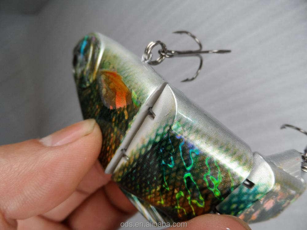 Yo-zuri balıkçılık balıkçılık cazibesi <span class=keywords><strong>parçaları</strong></span> dört bölüm pike balıkçılık <span class=keywords><strong>lures</strong></span>