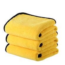 Hot Sale 30X40CM 800GSM Microfiber Car Cleaning Towel