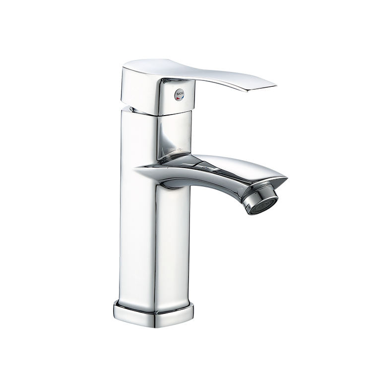 Water Tap Mixer Bathroom Cold&Hot Basin Faucets