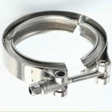 Made in china stainless steel t bolt v band hose clamp