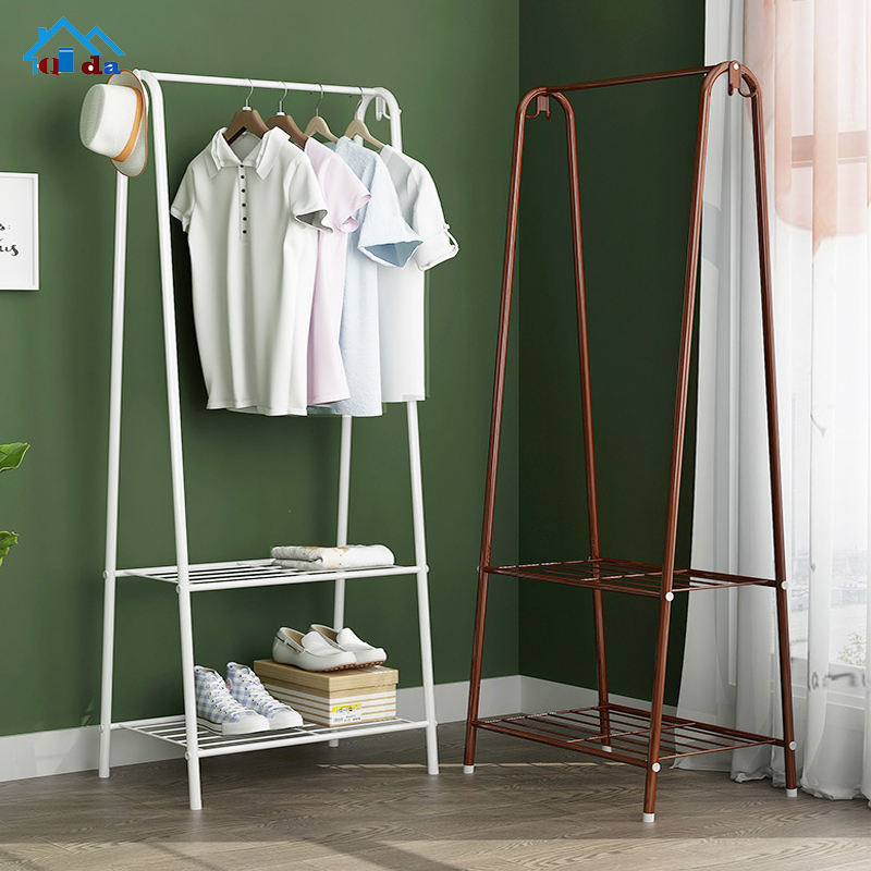 Cheap Factory Antique Home Furniture Clothes Hanging Tree Coat rack Multifunctional Clothing Display Rack Hat Hanger