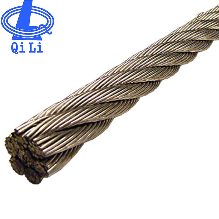 very strong wire rope/breaking strain of wire rope