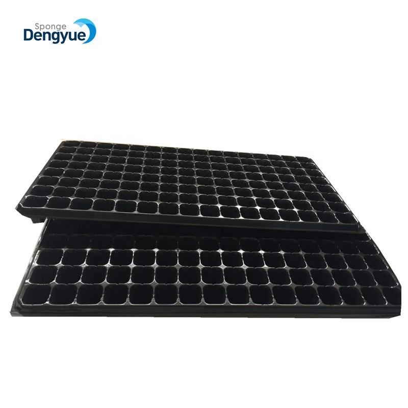 manufacturer save space ecological agriculture Stereoscopic pipeline planting plastic propagator plug tray