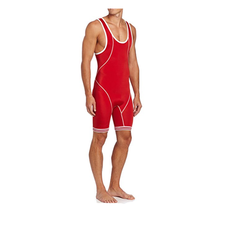 Sexy Plus Size Sublimated Body Suit Design Your Own Custom Wrestling Singlet