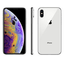 Silver A Grade 256Gb Unlocked Used Smart Phone For Apple Iphone Xs Max