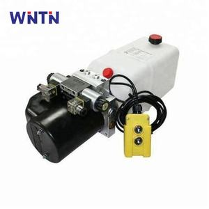 Made in China DC Motor Pumpe 12v Hydraulische Power Pack