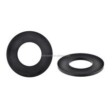 Xiamen High Quality seal NBR FKM EPDM Silicone Round Flat Rubber Gasket flat ring gasket Seals Flat rubber washer Spacer O Ring