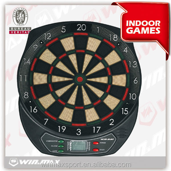 good quality Indoor sports coin-operated electronic dartboard