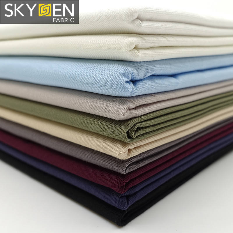 Textiles & Clothes Products>>Fabric>>Cotton/Spandex Fabric