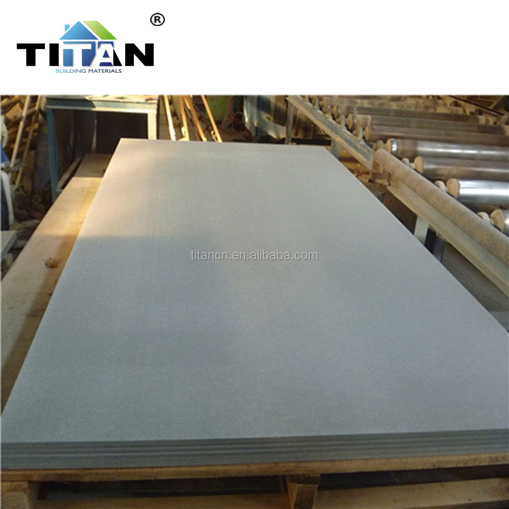 Standard Size Cement Board,Cellulose Cement Panel, Fiber Cement Wood Board Panel