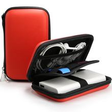 EVA travel storage pouch case for mobile phone