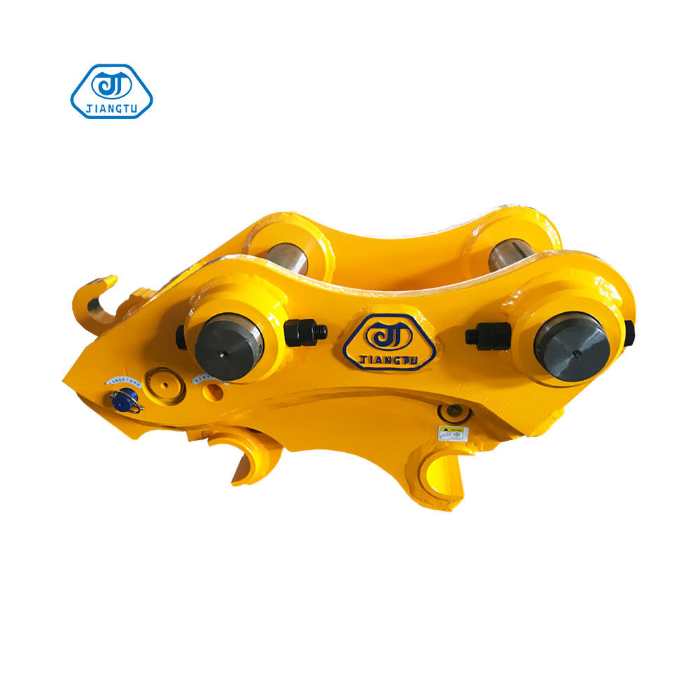 Excavator Mechanical Quick Coupler Quick Hitch Hydraulic Quick Coupler