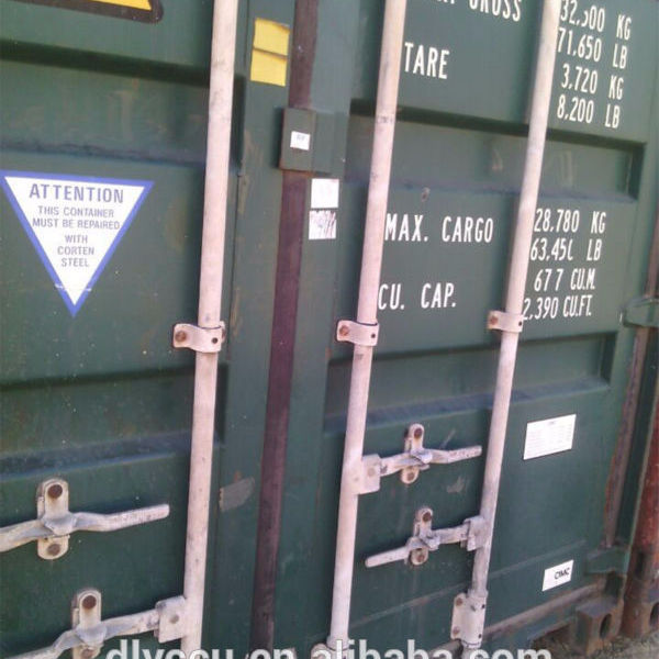 40 Length (feet) and Dry Container Type Container Best price container