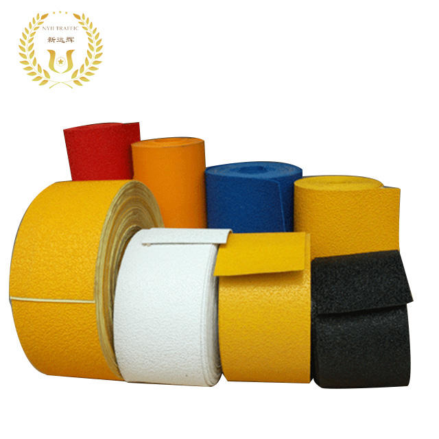 high performance reflective traffic warning tape road floor marking tape