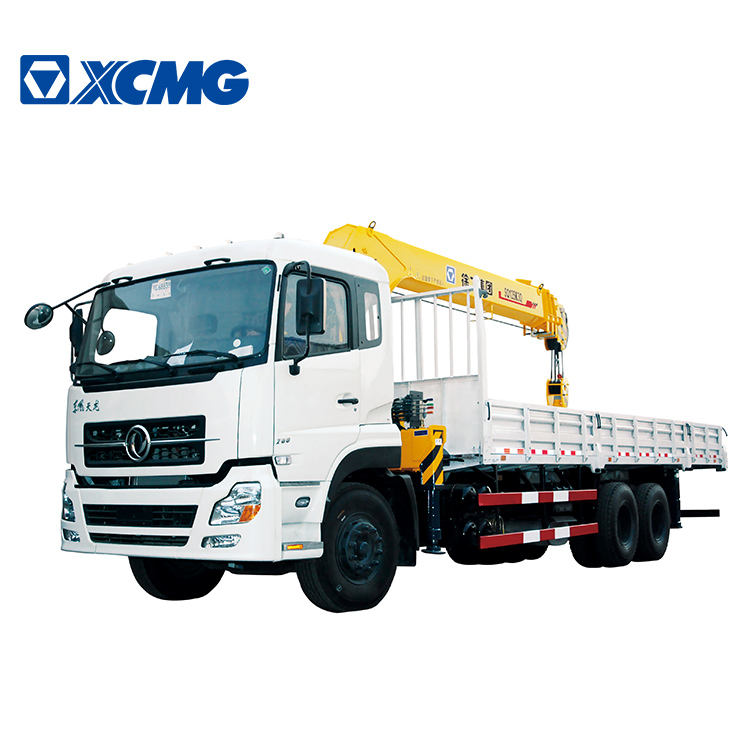 XCMG 12 ton New Telescopic Boom Truck Mounted Crane SQ12SK3Q