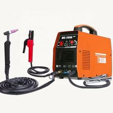 TIG-200A industrial inverter-based mma tig welder 200 am welding machine
