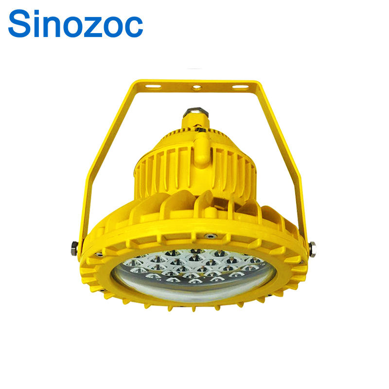 70W harzardous location lighting atex approved LED explosion proof light
