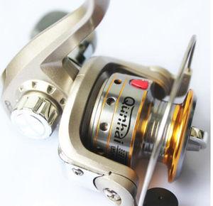 Carrete de pesca SG5000A 6 BB 5,1: 1 Relación de engranaje de Metal de aluminio carrete de pesca para la sal de aguaagua