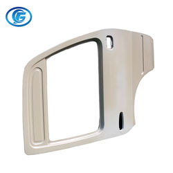 New model driver door standard front right bus door for Toyota Coaster