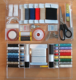 Wholesale all kinds of travel mini sewing kit