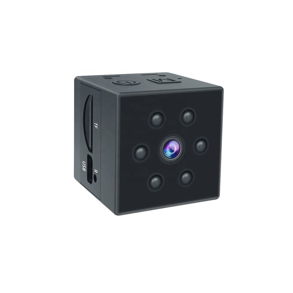 Full HD 1080P Mini Hidden Magnetic Motion Detection MD23 Camera Car DVR Outdoor Sport Recorder
