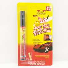 Blister pack Car scratch repair Fix it pro Paint Marker Pen