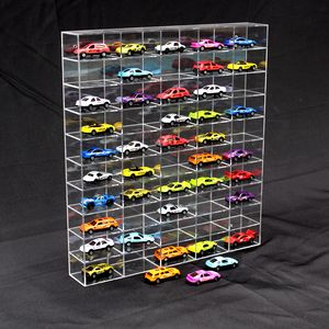 New Item Transparent Large Acrylic Display Cabinet For Toy Car Models