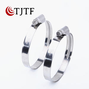 competitive price orbit spring hose clip German type hose clamp