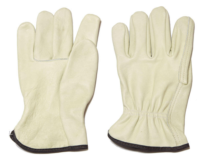 Cow Leather Driver Gloves Leather Work Gloves