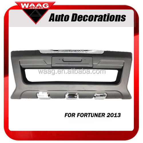 TY39248B- Fortuner 2013 ABS Front Bumper with Chrome Strip
