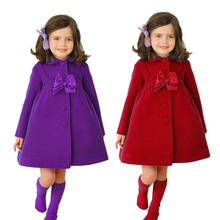 Fashion designer children clothing baby wear winter cotton clothes warm dress coat XZ3003