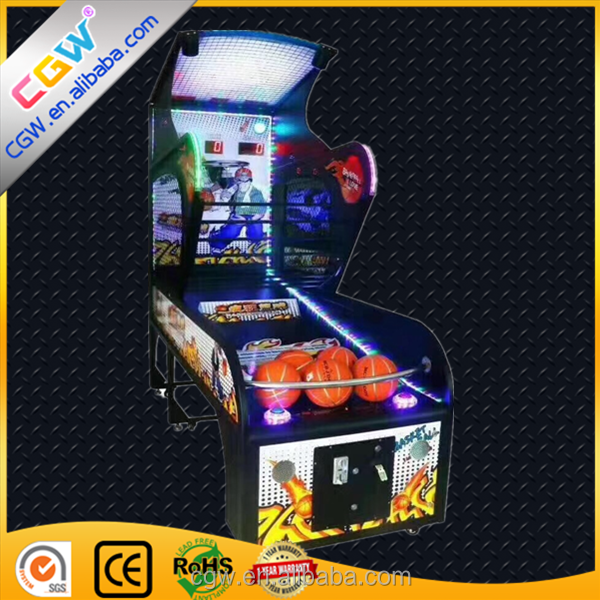 CGW Muntautomaat <span class=keywords><strong>Game</strong></span> Indoor Luxe Adult Sporting <span class=keywords><strong>Basketbal</strong></span> Amusement <span class=keywords><strong>Basketbal</strong></span> <span class=keywords><strong>Arcade</strong></span> <span class=keywords><strong>Game</strong></span> <span class=keywords><strong>Machine</strong></span>