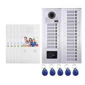 Rechercher Les Fabricants Des Visiophone Pour 20 Appartements Produits De Qualité Supérieure Visiophone Pour 20 Appartements Sur Alibaba Com
