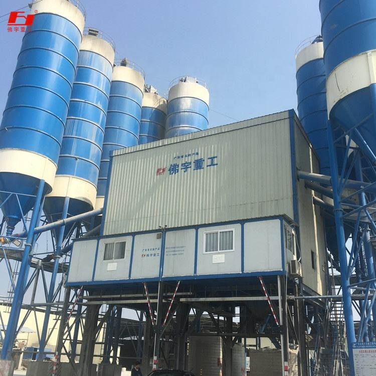 HZS150 Concrete mixing Plant high quality productivity 150m3/h beton plant on sale