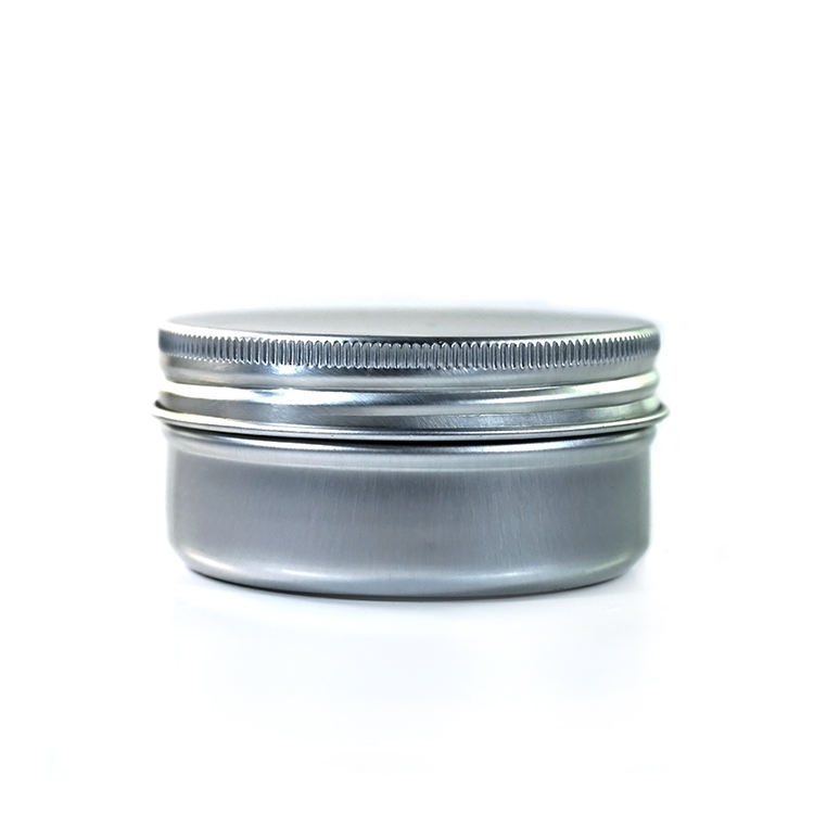 eye cream tea 5g 10g 15g 30g 50g 60g 100g sliver aluminum tin jar with embossing