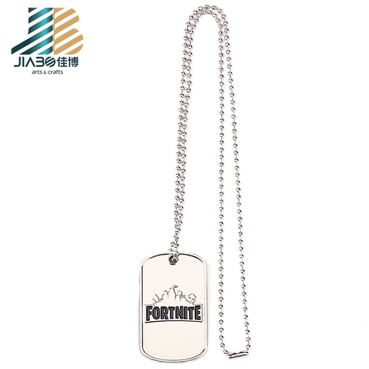 Stainless steel metal xvideo/개 id tag/개 tag 목걸이