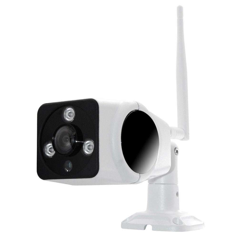 GSM 3G/4G SIM Card HD IP Camera Motion Detection Security IR Night Vision