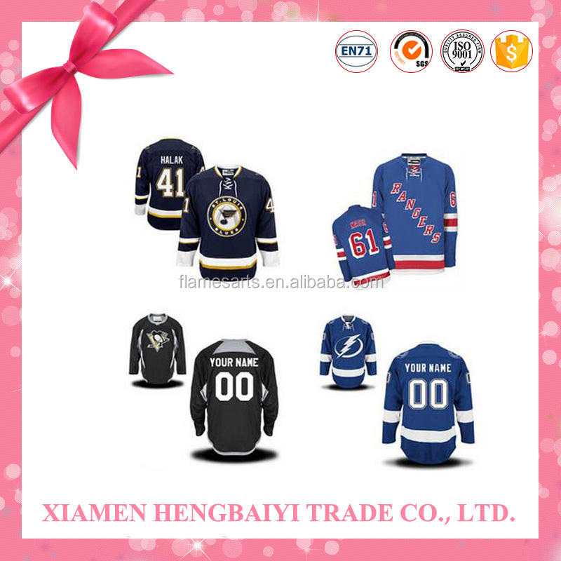 Hockey Jersey, Mini Hockey Jersey, Giocattolo Hockey Jersey