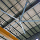 Ceiling Fan Ceiling Large Electrical Fan 1.5KW Electric Energy Saving Large Giant HVLS Industrial Ceiling Fan