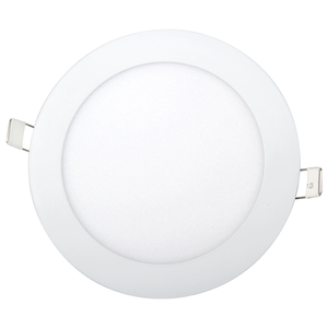 CE RoHS מוסמך KECENT עגול led פנל אור תקרת 3w smd 2835 led פנל bi צבע ultra slim downlight אלומיניום משטח